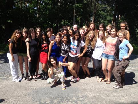 Berlin - ThinkPeace Workshop for Girls